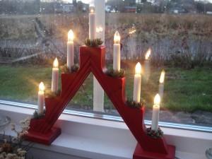 Snart 1:a advent