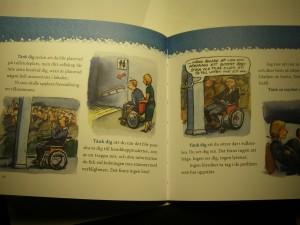 """Bilder från boken """"LATHUND för tillgänglighet"""""""
