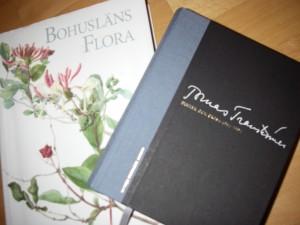 Bohusläns Flora och Tomas Tranströmer