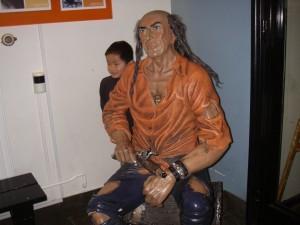 besök på Sjöfartsmuseet