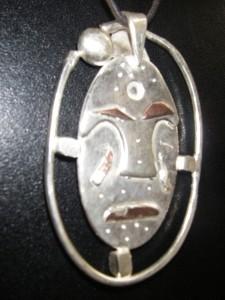 Alutiq Spirit Mask - av mig själv