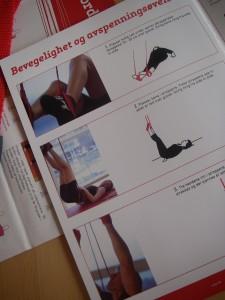Katalog för träningsprogram