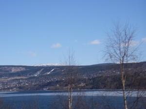 Sjusjöens fjellområde