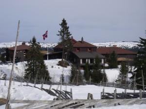 Rustad Höyfjellshotell, Lillehammer