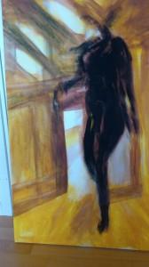 Egen målning