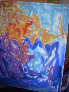 Vedic Art - färger