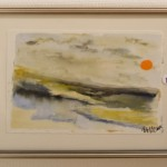 Solaris akryl 35×25 cm Pris: 500:-
