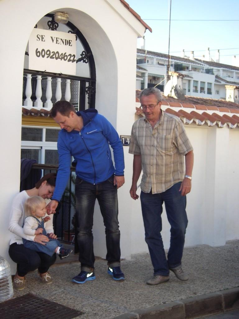 Framme i Nueva Andalusia