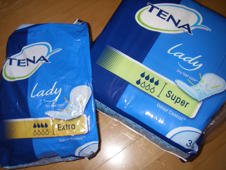 Inkontinensskydd Tena Extra