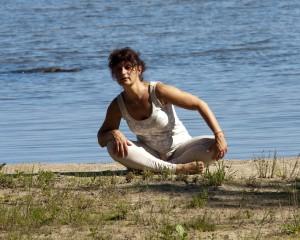 Yoga med Anette Westberg