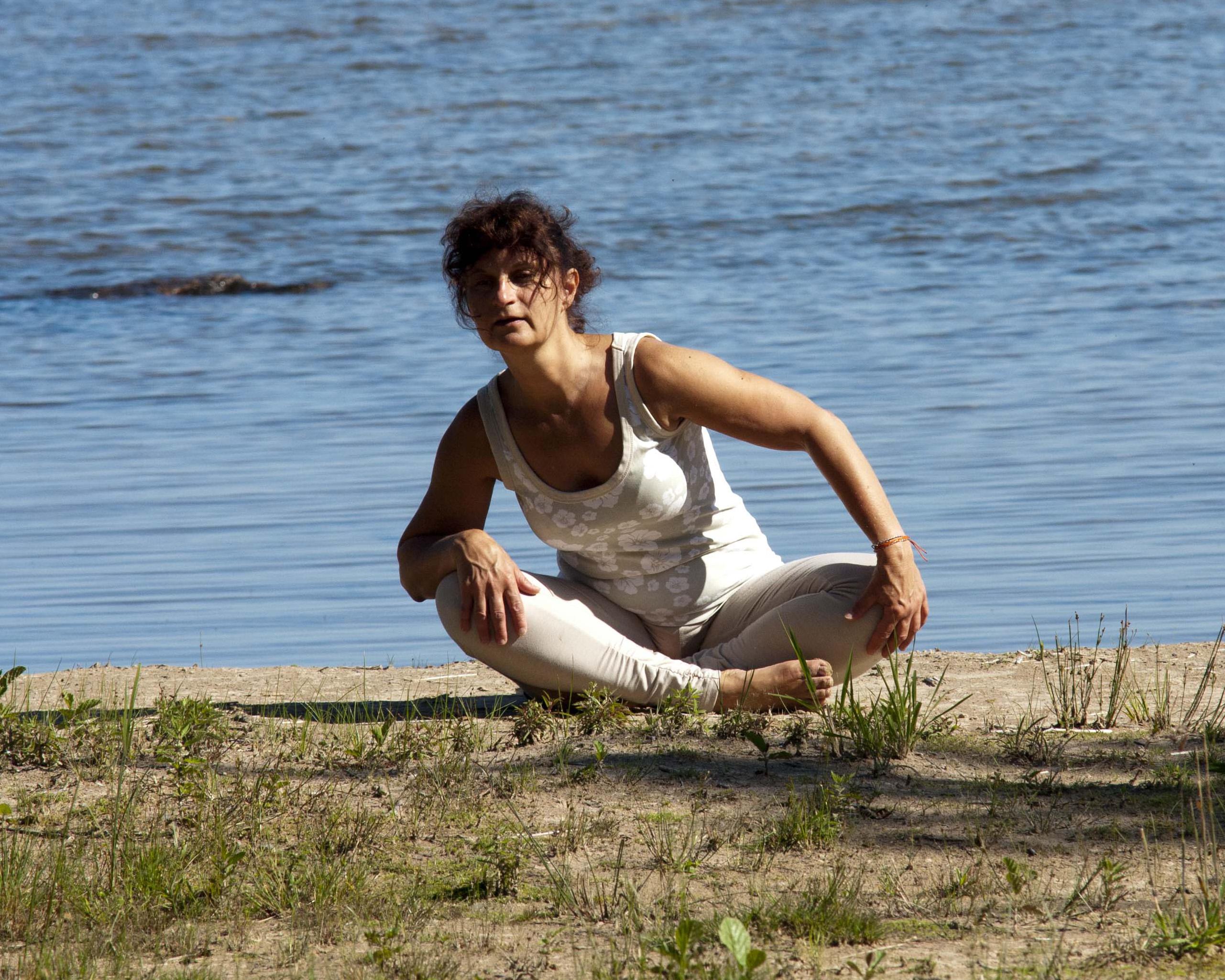 Yoga med Anette Westberg, www.gryningstimman.se