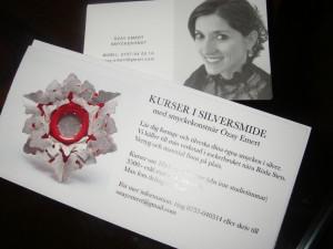 Ösay Emert, smyckekonstnär