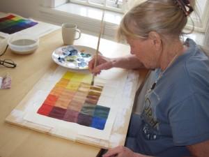 Färglära på VSA