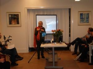 Vernissage-föredrag på VSA 2012