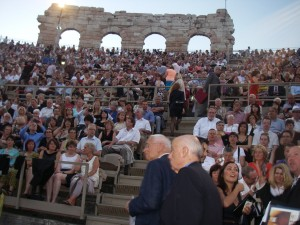 24.000 åskådare ryms i arena