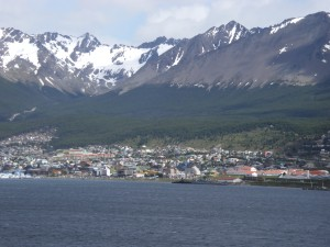 Världens sydligaste stad Ushuaia