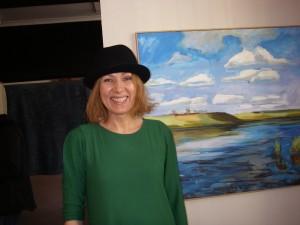 Natalia Vakarchuk Vernissage på VSA