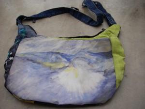 Väska som ingår i kapp-projektet