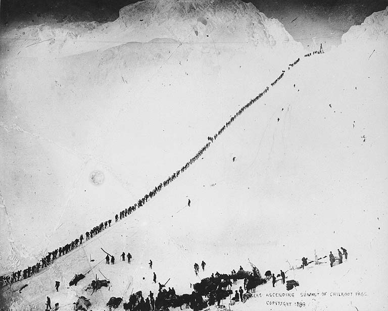 Chilcoot Pass 1898