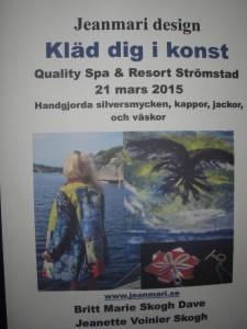 Annons i Strömstads Tidning
