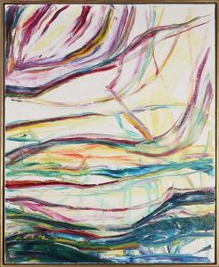 Målning av Bengt Olsson