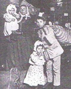 På väg till Amerikat 1898, ut från fattigdom, religiös förföljelse mm