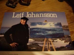 Marinmålaren Leif Johansson, Torslanda