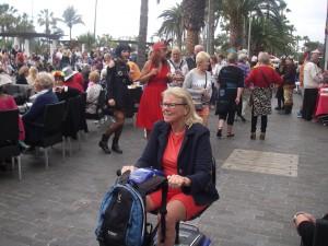 Festival i Puerto de la Cruz