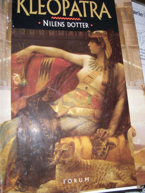 Kleopatra - Nilens dotter av Margaret George
