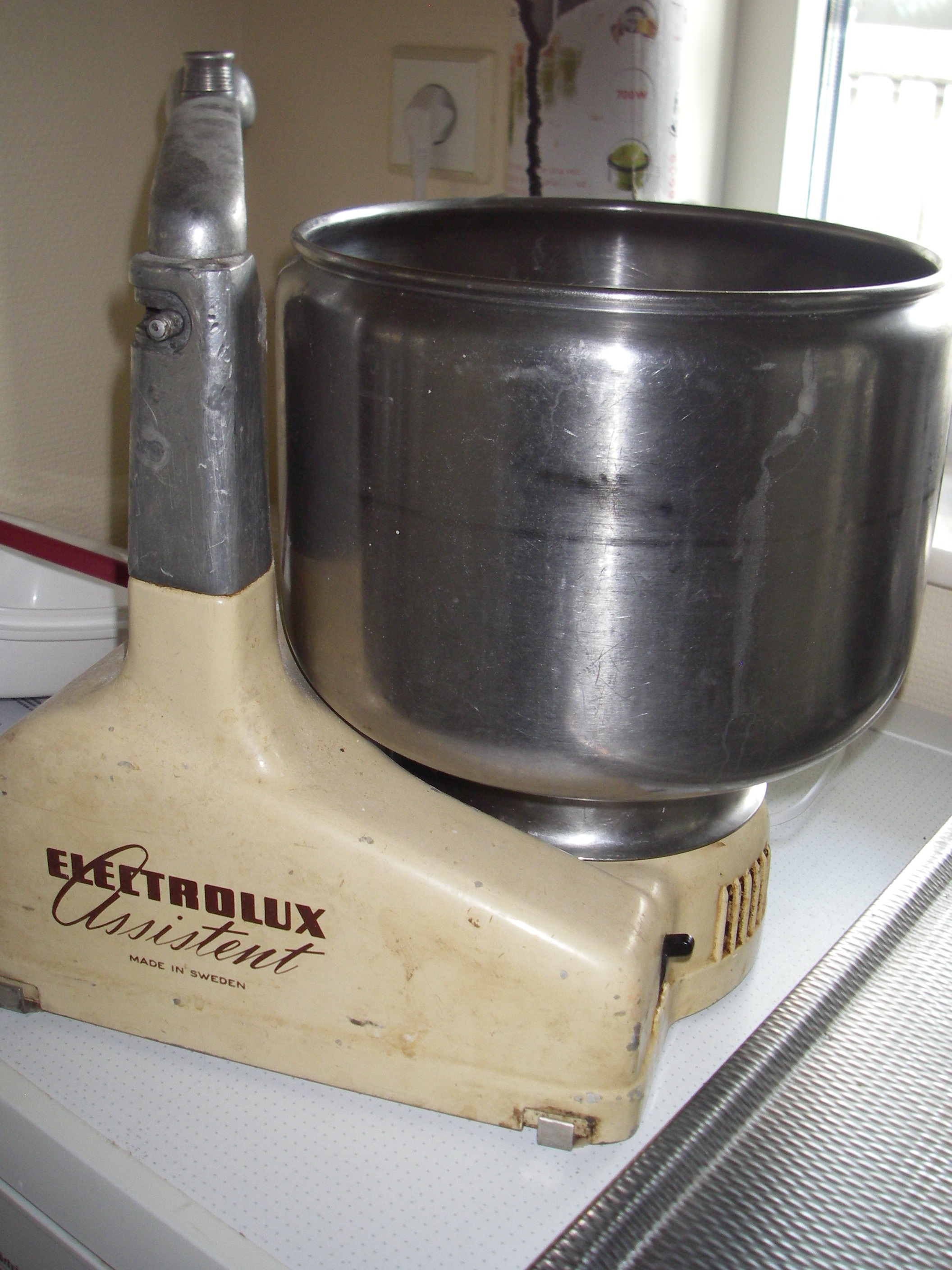 Electrolux assistent anno ca 1950