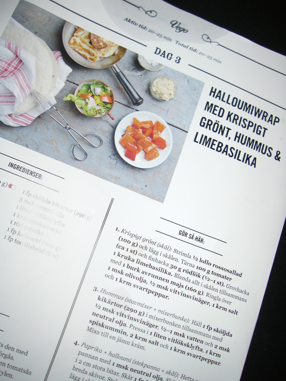 Haloumiwrap-recept
