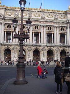 Opera Garnier i Paris