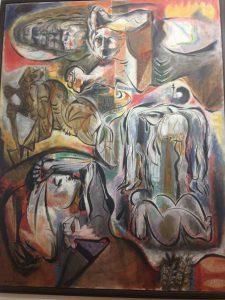 André Masson 1896-1987, La Résistance, 1944