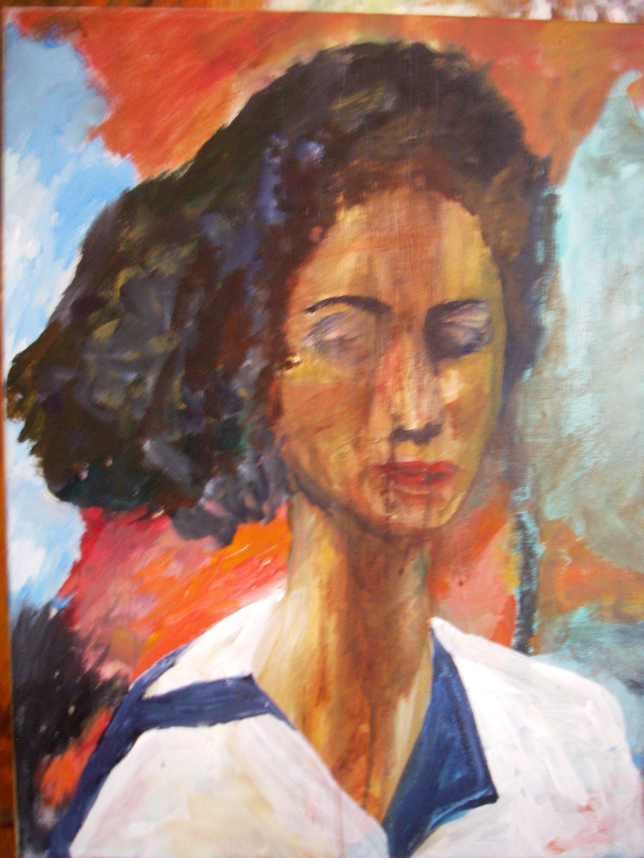 Avmålat foto på Fritt målerikursen