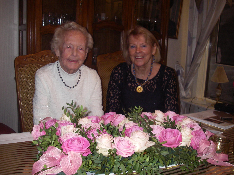 Mamma 100-år