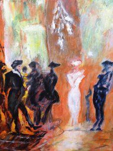 Min målning efter Bo Åke Adamssons verk