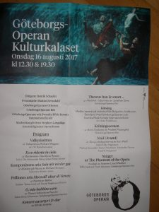 Göteborgsoperan i Strömstads kyrka
