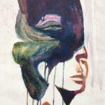 Madonnan olja 70x50 cm Såld